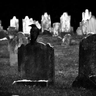 fantasmi cimitero mondo degli spiriti