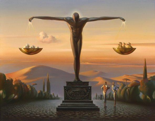 signori del karma bilancia mondo degli spiriti