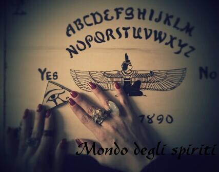 mondo degli spiriti tav