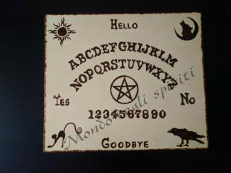 tavola ouija planchette wicca mondo degli spiriti