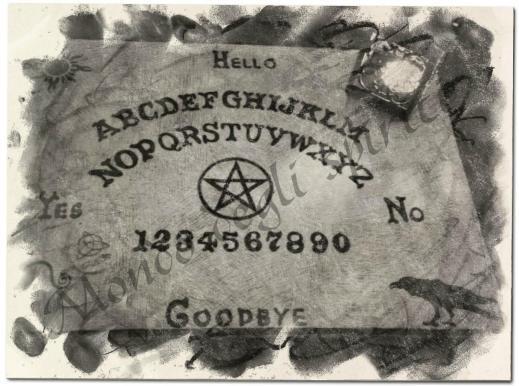 comunicazione demone goetia Amy #mondodeglispiriti