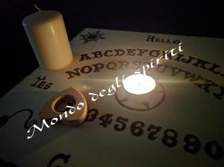 padiel evocazione ouija mondo degli spiriti